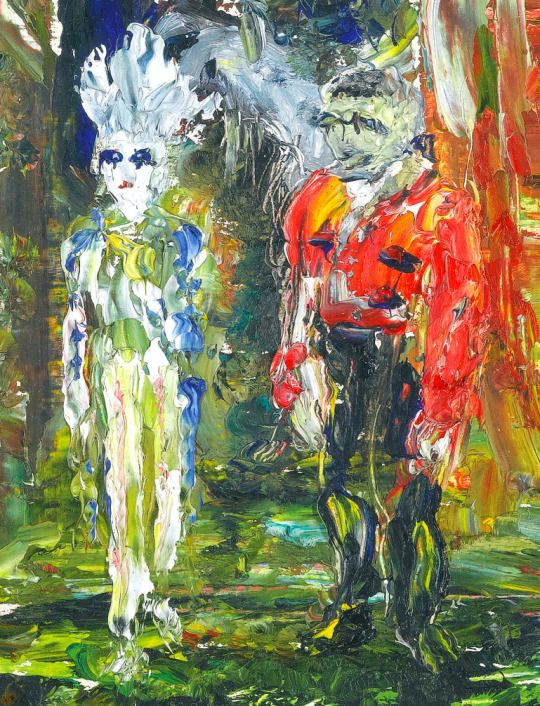 The Princess of the Circus - Jack Butler Yeats