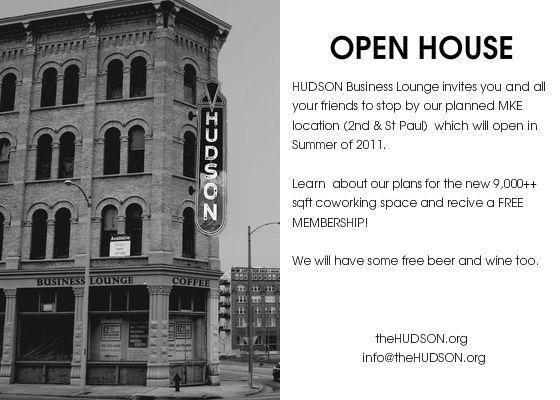 open house invitations templates