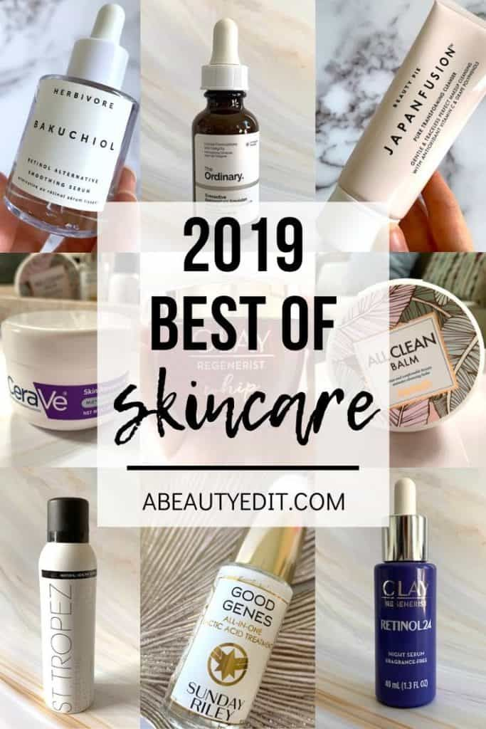 Best Of 2019 Skincare Favorites A Beauty Edit In 2020 Favorite Skincare Products Best Skin Care Routine Natural Skin Care Diy