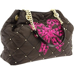 Betsey Johnson bagJohnson Totes, High Society, Johnson Bags, Totes Bags, Johnson High, Large Totes, Accessories, Betsey Johnson, Society Totes