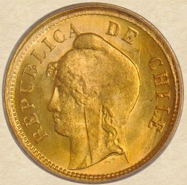 1895-SO Chile 10 P