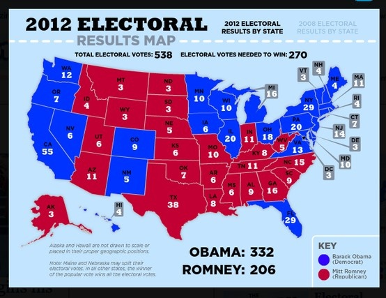 The Best Interactive Electoral Map Ideas On Pinterest - Us electoral map interactive