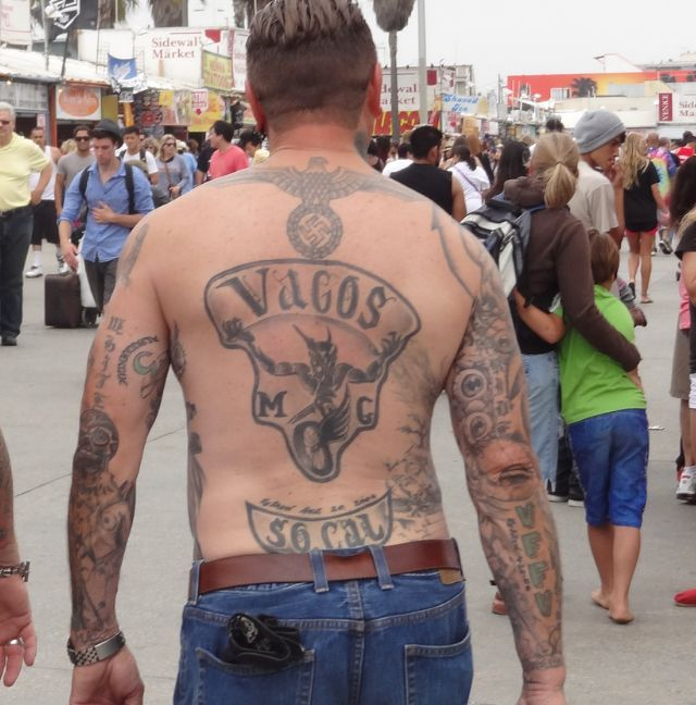 Marked For Life Tattoos And Gangs: Biker Gang Tattoos - Google Search