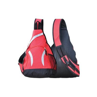 Youngsters Slick Backpack Min 25 - Bags - Backpacks/Sling Bags - DH-B50231 - Best Value Promotional items including Promotional Merchandise, Printed T shirts, Promotional Mugs, Promotional Clothing and Corporate Gifts from PROMOSXCHAGE - Melbourne, Sydney, Brisbane - Call 1800 PROMOS (776 667)