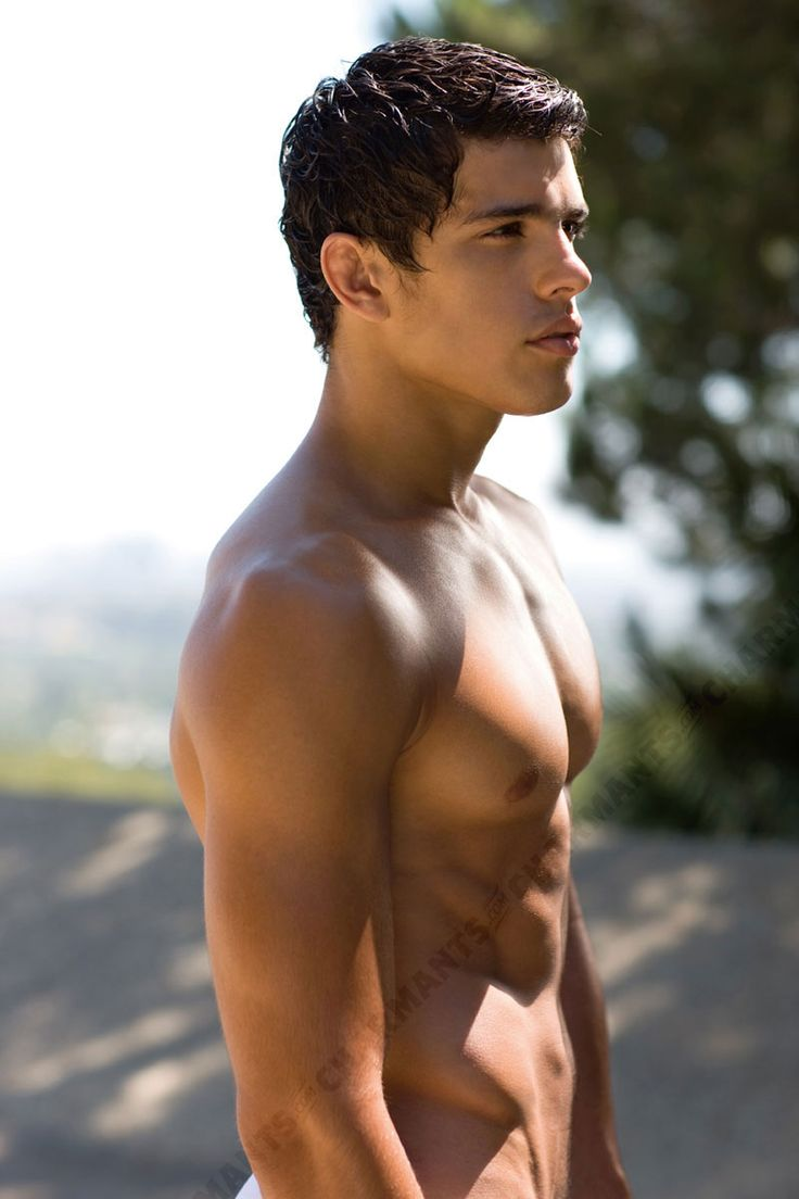 hot young latino