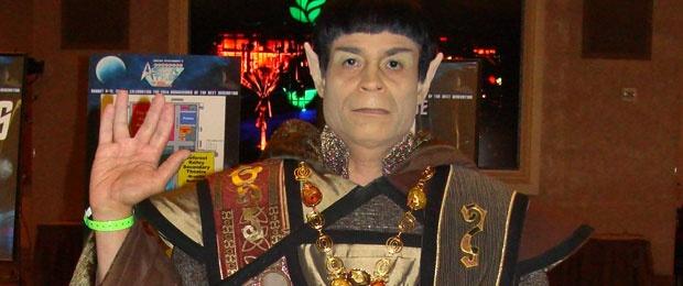 "Star Trek Star Trek: Las Vegas, Day 2 Recap | ""These are the voyages of the Starship Enterprise...."""