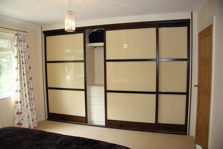 Japanese Style Built In Wardrobe