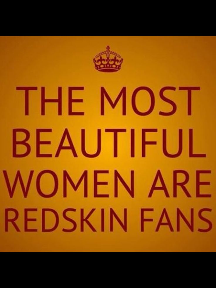 Redskins Fans..layne would agree