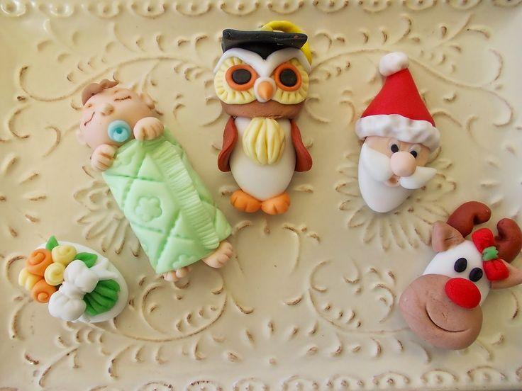 Confetti decorati per varie occasioni : Matrimonio,battesimo,laurea,e Natale.