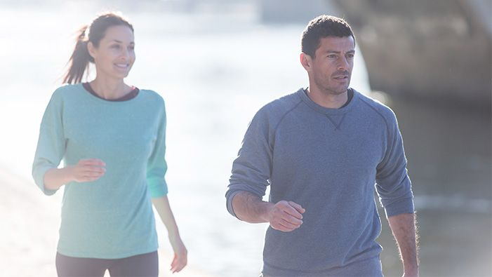 Programma principiante camminata sportiva: 4 settimane per raggiungere 6km/h