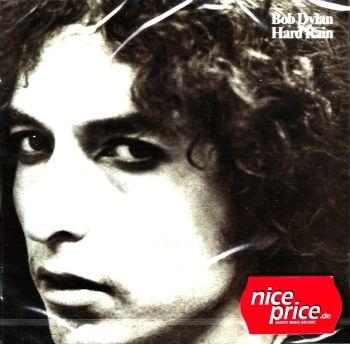 Hudební album zpěváka Bob Dylan Hard Rain na cd