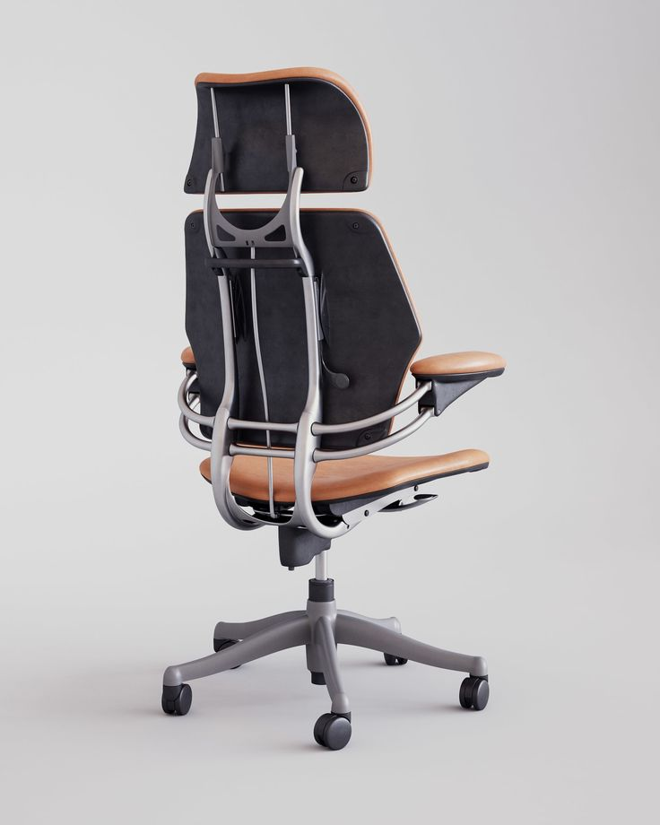 artstation humanscale freedom chair andrew chmir