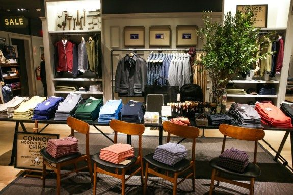 CLUB MONACO Opens Global Flagship Store in New York City on Renowned 5th Avenue