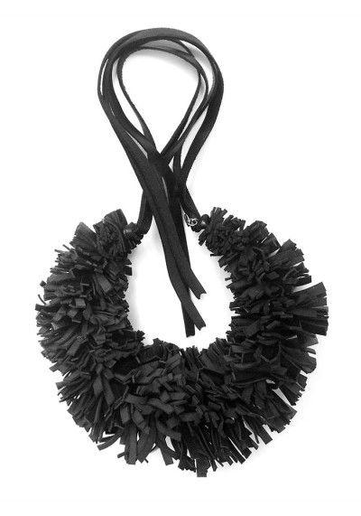 """Giulia Boccafogli Grifo necklace - """"Black"""" - small size"""