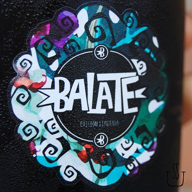 The awesome @balate do the most incredible limited edition flavours of beer imaginable and their bottles are gorgeous. Have you tried them yet? What did you think?    Review coming soon!    #beer #beers #beerific #beerme #beerlove #beergeek #beernerd #lovebrew #hophead  #craftbeer #beercraft #öl #beerporn #cerveza #biera #ilovebeer #beerenthusiast #øl  #craftbeerlover #brew #doppelbock #ibeer #brewery #lovebeer #beersofinstagram #cervezaartesanal