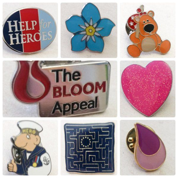 Looking for a supply to produce your #pins we can help! We are never beaten on costs or quality #pins #enamelpins #colourful #design #charities #designers #businesses #clubs #associations #pingame #pingamestrong