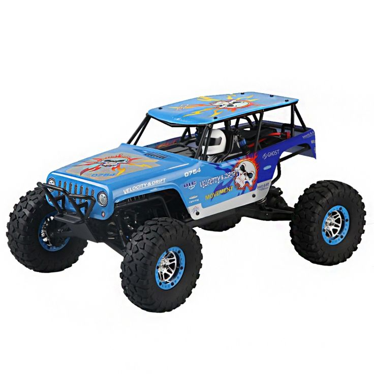 175.50$  Buy now - http://ali8z8.shopchina.info/1/go.php?t=32814361510 - 2017 WILD remote control TRUCK 10428-A ghos 1:10 50KM/H RC Truck Electric Climbing Racing RC Rock Crawler Monster Truck vs 94166  #aliexpressideas