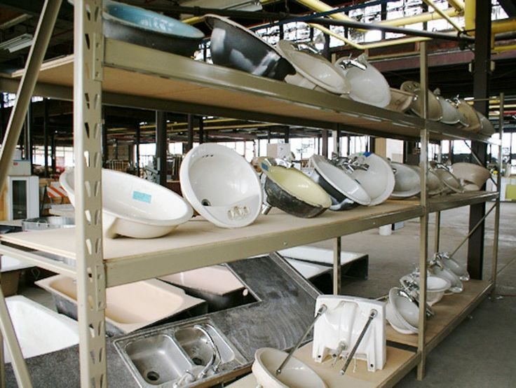 Secondhand Rehab: 10 Architectural Salvage Stores