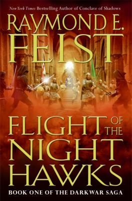 New York Times bestselling author Feist revisits his signature world of Midkemia in this first book in a new trilogy that ushers in the third, and most dramatic, Riftwar yet: the Darkwar.