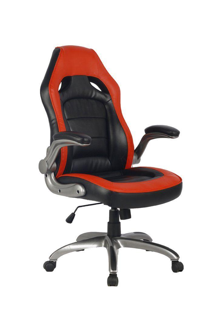 Marvelous Nkv Gaming Chair Racing Office Chair Ergonomic Video Game Ibusinesslaw Wood Chair Design Ideas Ibusinesslaworg