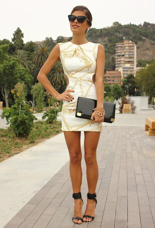 Asosasos  Dresses, Mangomango  Heels / Wedges and LeCarré  Jewelry