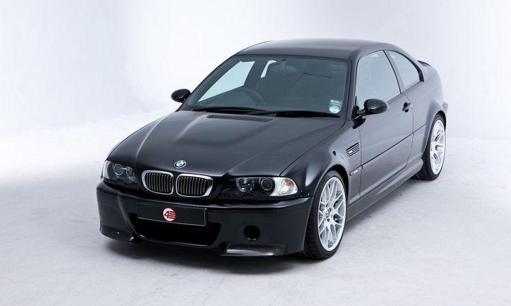 "nerddecarro:  ""BMW M3 CSL (E46) 2004  """