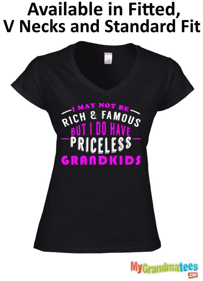 Premium Gildan v necks, fitted and standard t shirts. 100% quality guaranteed. http://mygrandmatees.com/g16