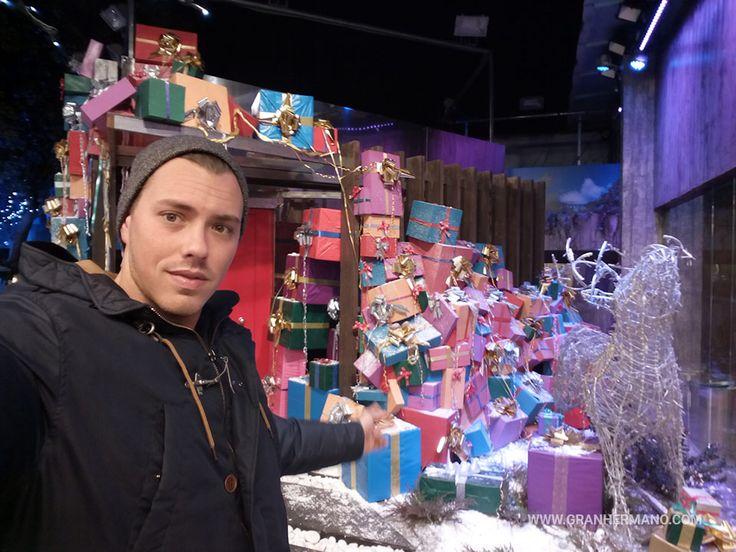 Fotos Navidad - Gran Hermano 16