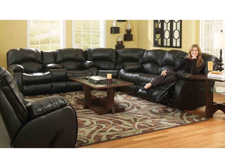 Design 2 Recline Living Room Tri Reclining Sofa Power Option Available    Smith Village Home Furnishings   Jacobus (York) PA