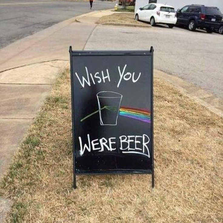 Mmmm Beer ! It's Friday! The Heat Wave Is Coming For The