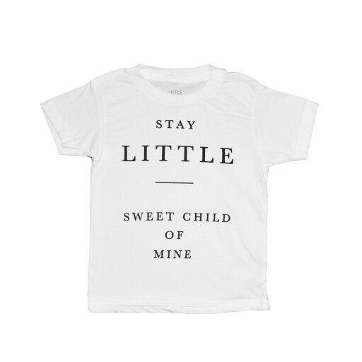 Sweet child o mine #littleurbanapparel