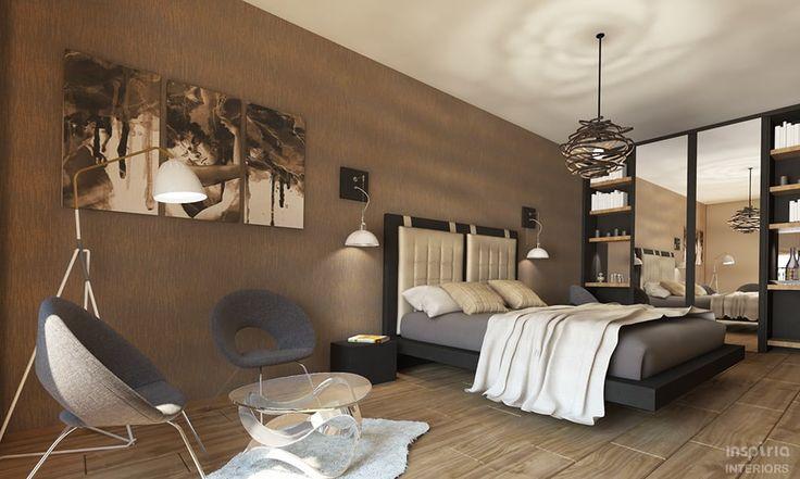 Parcourez les images de Chambre de style de style Scandinave de Inspiria Interiors. Inspirez-vous des plus belles photos pour créer votre maison de rêve.
