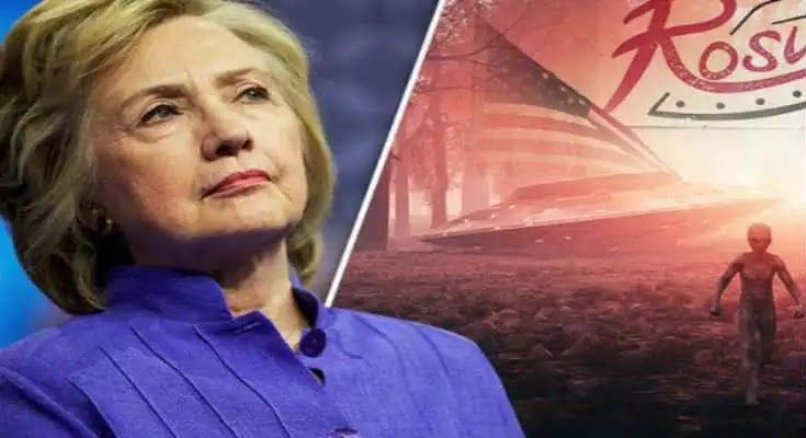 THE WIKILEAKS revelations KNOWS WHAT Hillary FOR ALIEN - EMAIL «FIRE»