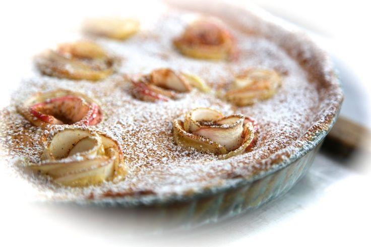 Vad sägs om en äppelkaka till efterrätt som smakar lyxig äppelmazarin ? Jag säger Ja tack, för igår åkte jag upp i efterrättshimlen när jag åt denna♥ Receptet kommer här! 10...