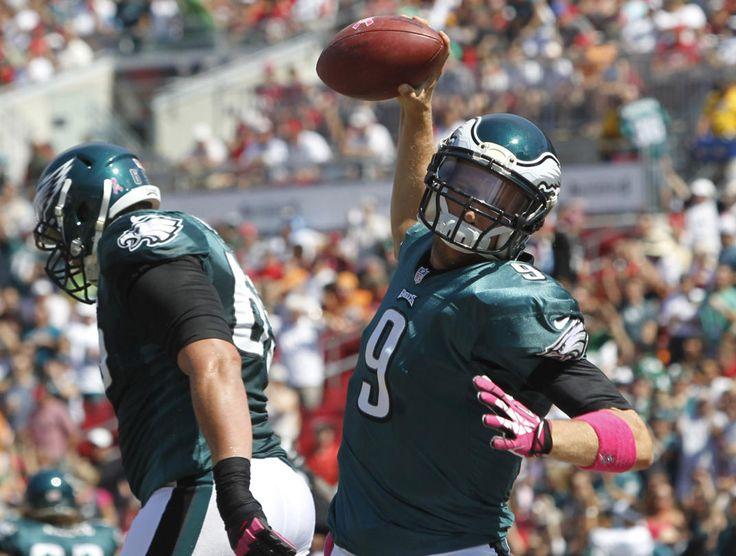 Best of NFL Week 6 Philadelphia Eagles quarterback Nick
