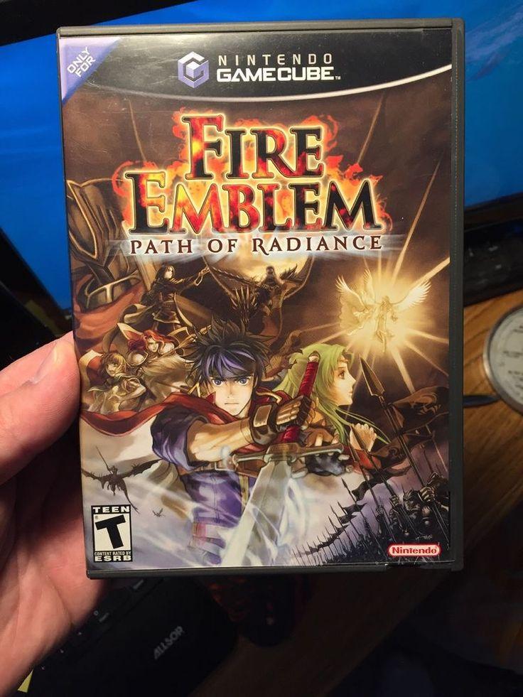 Fire Emblem: Path of Radiance (Nintendo GameCube, 2005)  45496962760 | eBay