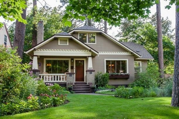 Art and craft style house plans