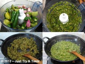 Just Try & Taste: Ayam Goreng Cabai Hijau: Cetar Menampar ^_^