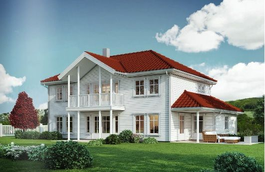654 - Mørehus