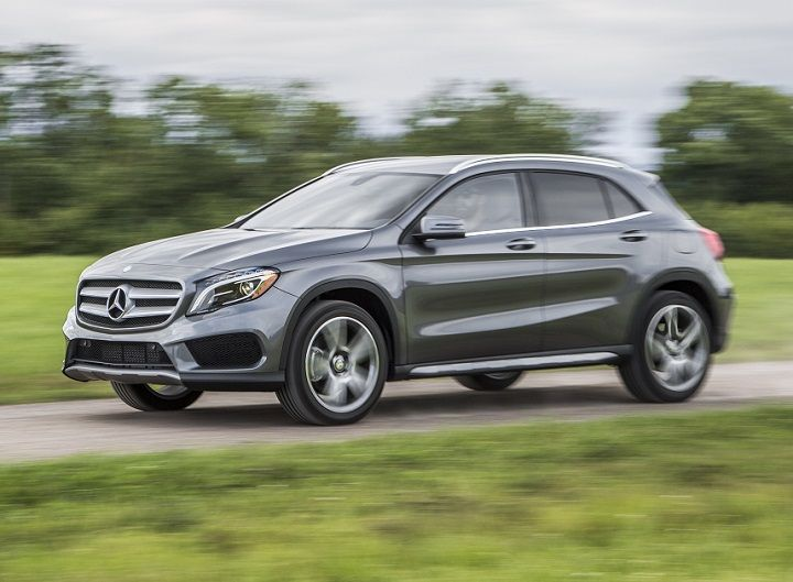 2017 Mercedes Benz Gla250 4matic Mercedes Benz Suv Suv