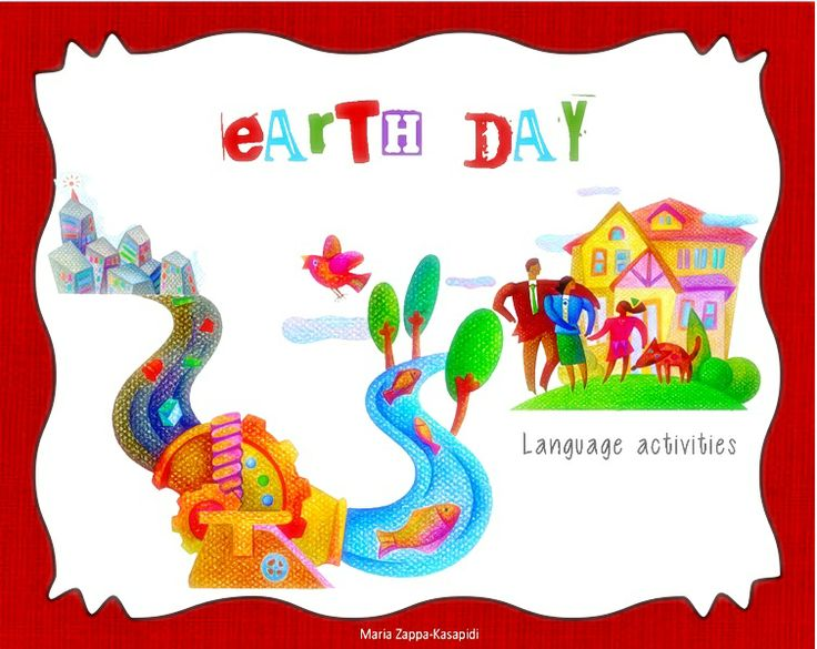 My Earth Day Language Activities is the perfect file for you to enrich your classroom material. The 18 pages main file contains: - A part from Senator Gaylord Nelson's interview about Earth Day, with comprehension questions. - Earth Day's vocabulary activities. - Grammar (parts of speech and sentences). - Creative writing activities. Answer Key is included. http://www.teacherspayteachers.com/Product/Earth-Day-Language-Activities-1197200