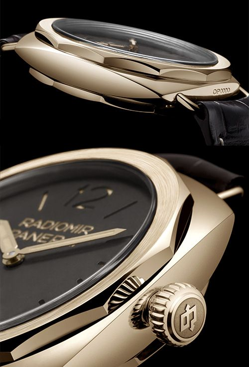 Two exquisite new Special Edition models OFFICINE PANERAI presents the Radiomir Platino and Radiomir Oro Rosso – 47mm (See more at:http://watchmobile7.com/articles/officine-panerai-presents-radiomir-platino-and-radiomir-oro-rosso-47mm) (3/4) #watches #panerai #officinepanerai @Officine Fotografiche Roma Panerai
