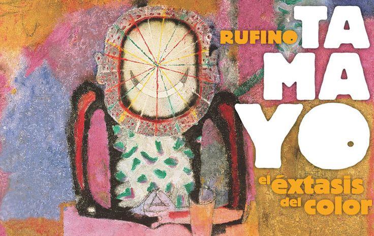 El Museo de Arte Moderno MAM, presentará a partir del 10 de junio, la Exposición retrospectiva de Rufino Tamayo, éxtasis del color. Una exposición con 50... @MuseoAmodernoMX #Cultura #CDMX #RufinoTamayo #MAM