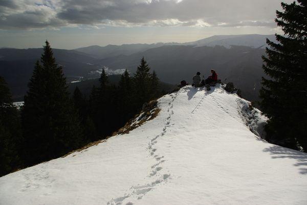 Zile prin munti in 2010- Bogdan Balaban