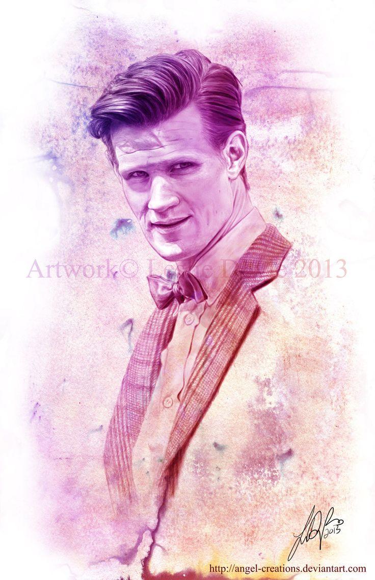 doctor who drawings 11th doctor wwwpixsharkcom