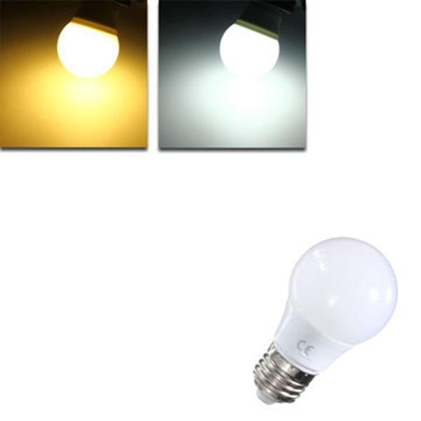 E27 3w 20 Smd 2835 Led Warm White White Globe Lamp Light Bulb Ac85 265v Globe Lamps Lamp Light Led Light Bulbs