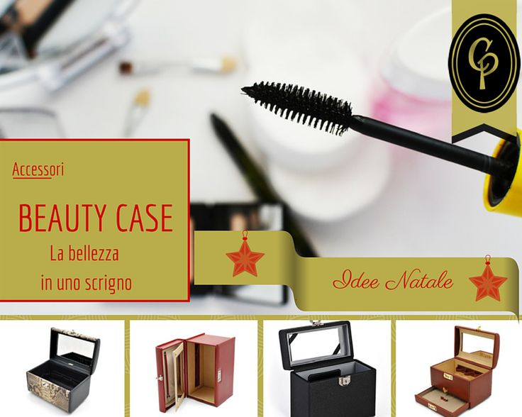 BEAUTY CASE: quanti segreti si nascondono nel beauty case! Uno scrigno perfetto per custodire e portare con sé tutto il necessario per la cosmesi, dalle creme ai trucchi per il make up. #CepiPelletterie #beautycase #donna #bellezza #makeup #trucco #Natale #IdeeRegalo #gift