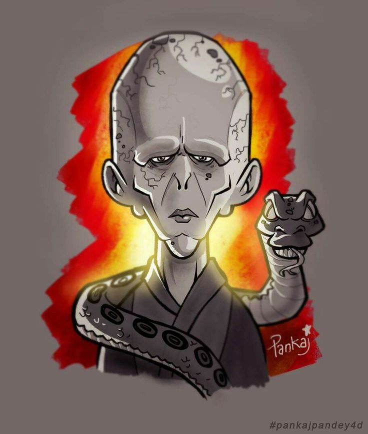 """Reposting this old work which I did using #iPadMini and #Procreate :) - """" LORD VOLDEMORT """"  #HarryPotter #DC Challenge #characterdesign #drawordie #instaart #heads #toons #Red #caricature #cartoon #artistoninstagram #frame #expressions #practice #evil #magic #voldemort #wand #snake #Horcrux"""