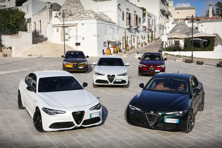 First Drive Review The 2020 Alfa Romeo Giulia And Stelvio Went To Finishing School Alfa Romeo Giulia Alfa Romeo Super Cars