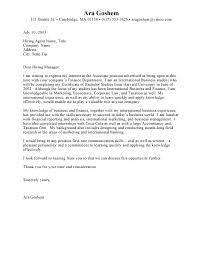 cover letters - What Do I Write On A Cover Letter